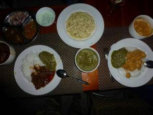 Sethu Main Dishes