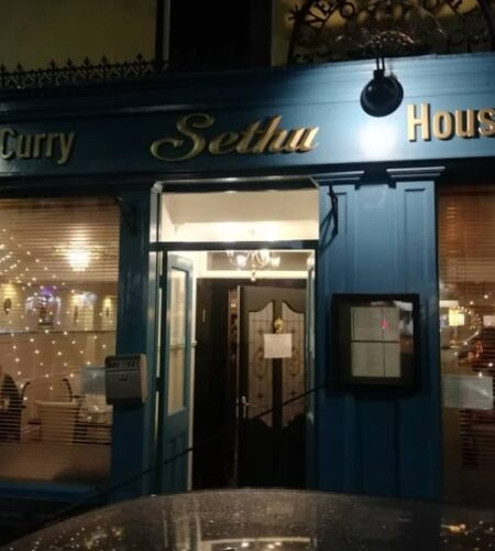 Sethu Curry House